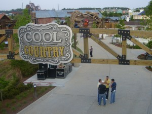 Hard Rock Park - Cool Country