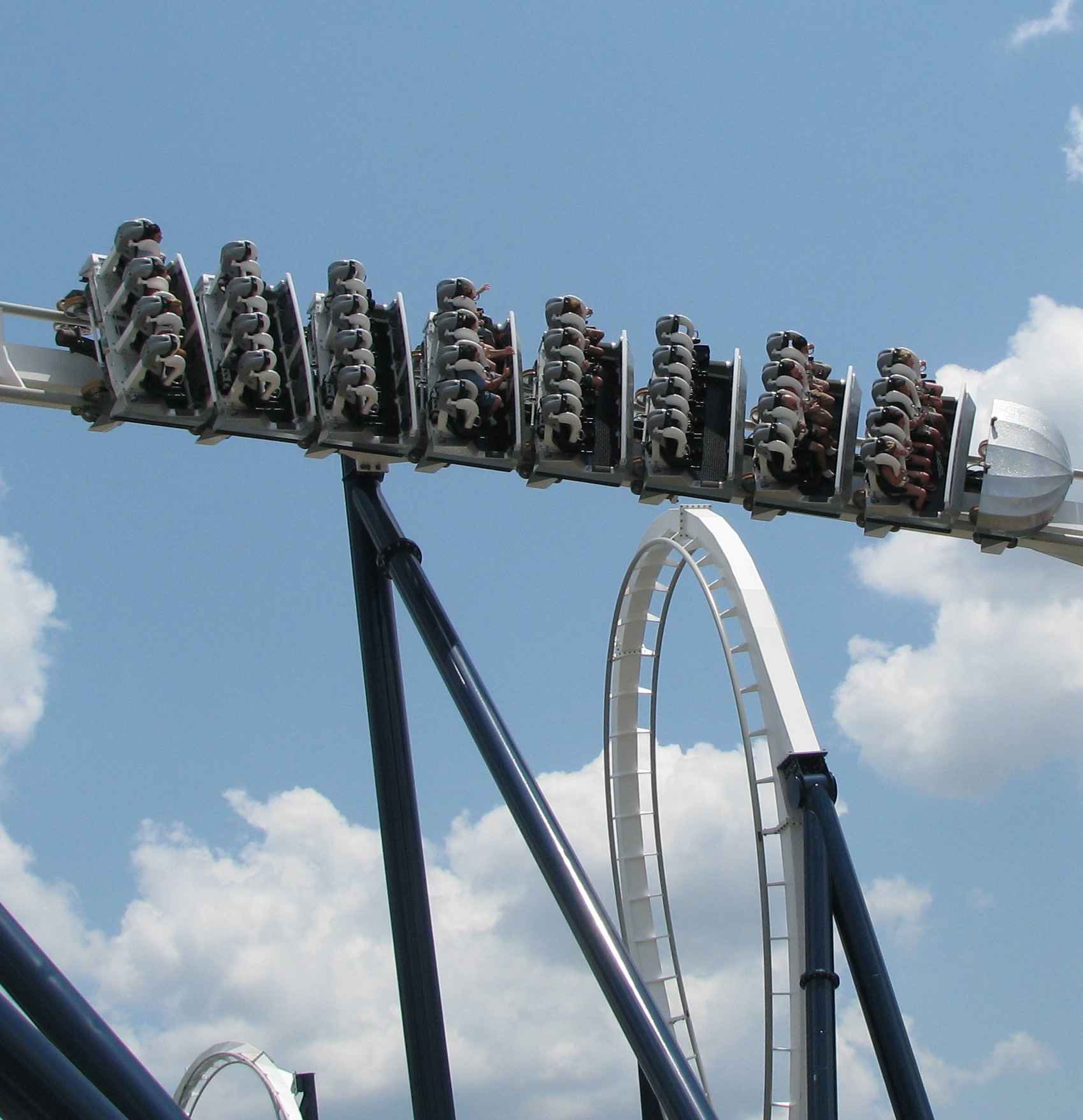Rollercoaster Added Attractions Hrp