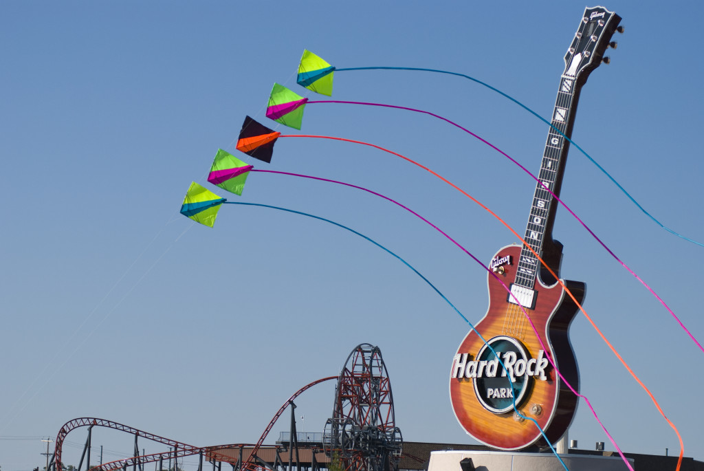 Hard Rock Park Kites