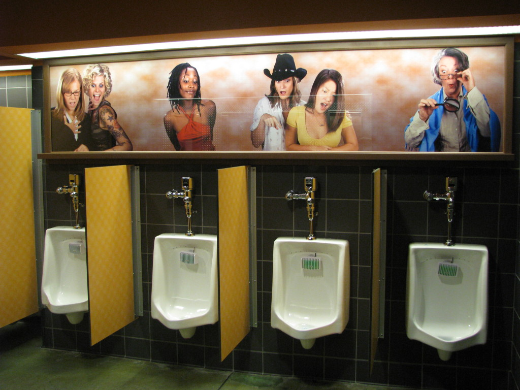 Hard Rock Park Men's Restroom