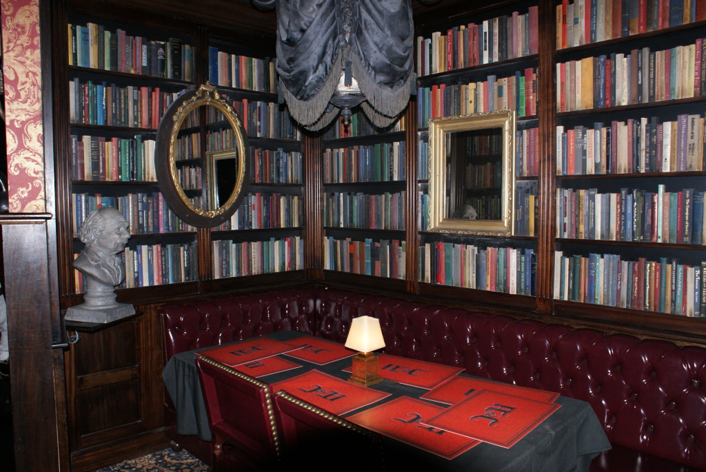 Jekyll and Hyde Library