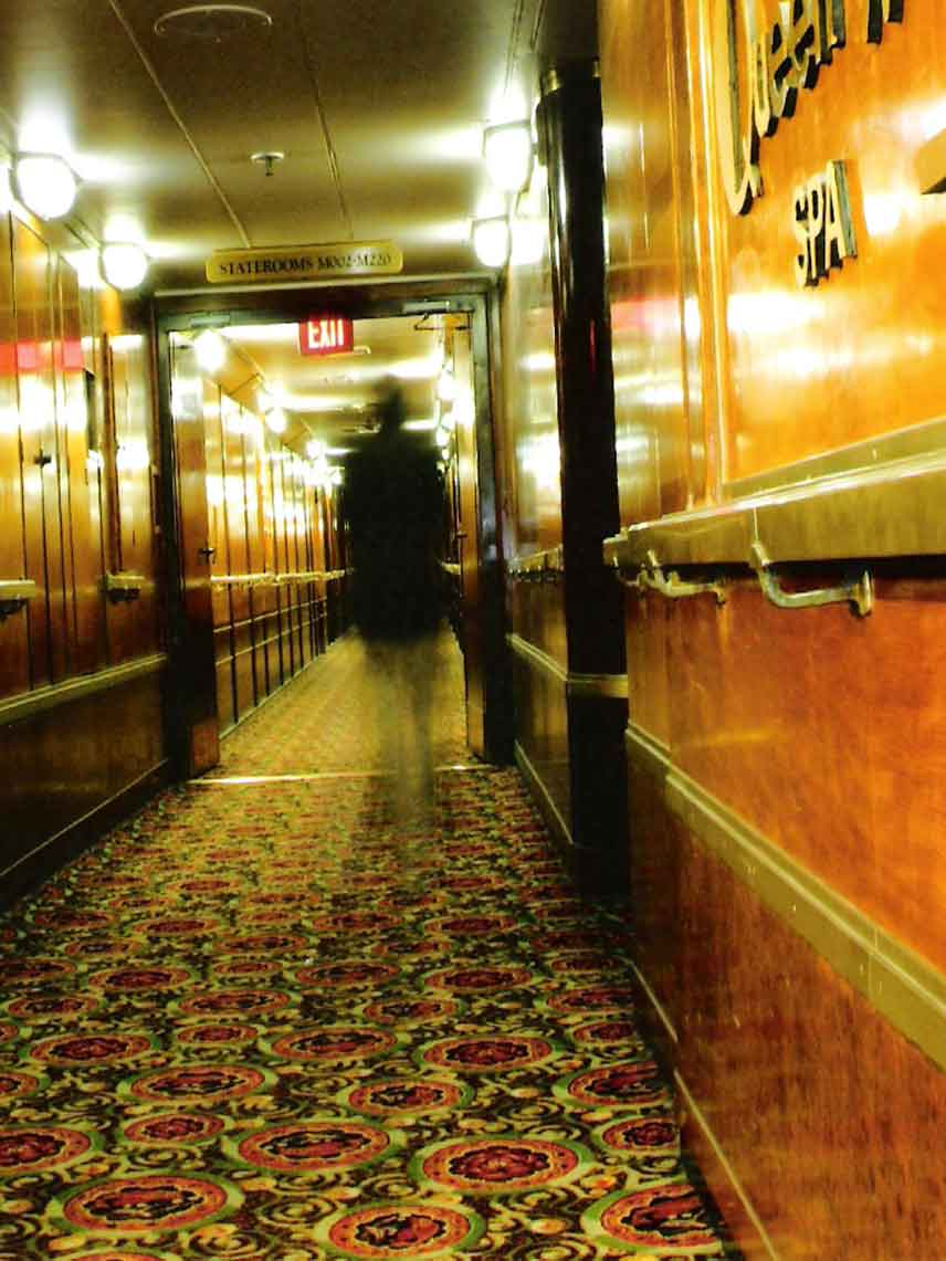 Ghosts And Legends Of The Queen Mary Tour Brings Unexpected