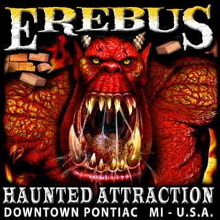 Copyright Erebus Haunted House