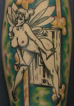 Risque Tattoos