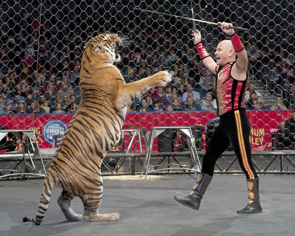 Copyright Ringling Brothers