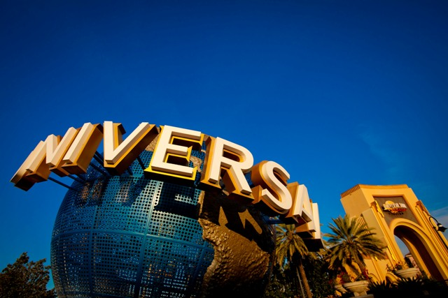 Copyright Universal Orlando Resort