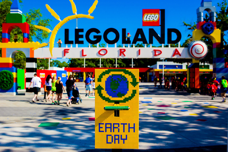 Copyright Legoland Florida