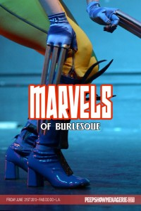 Marvels of Burlesque