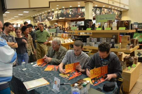 Rolly Crump Book Signing