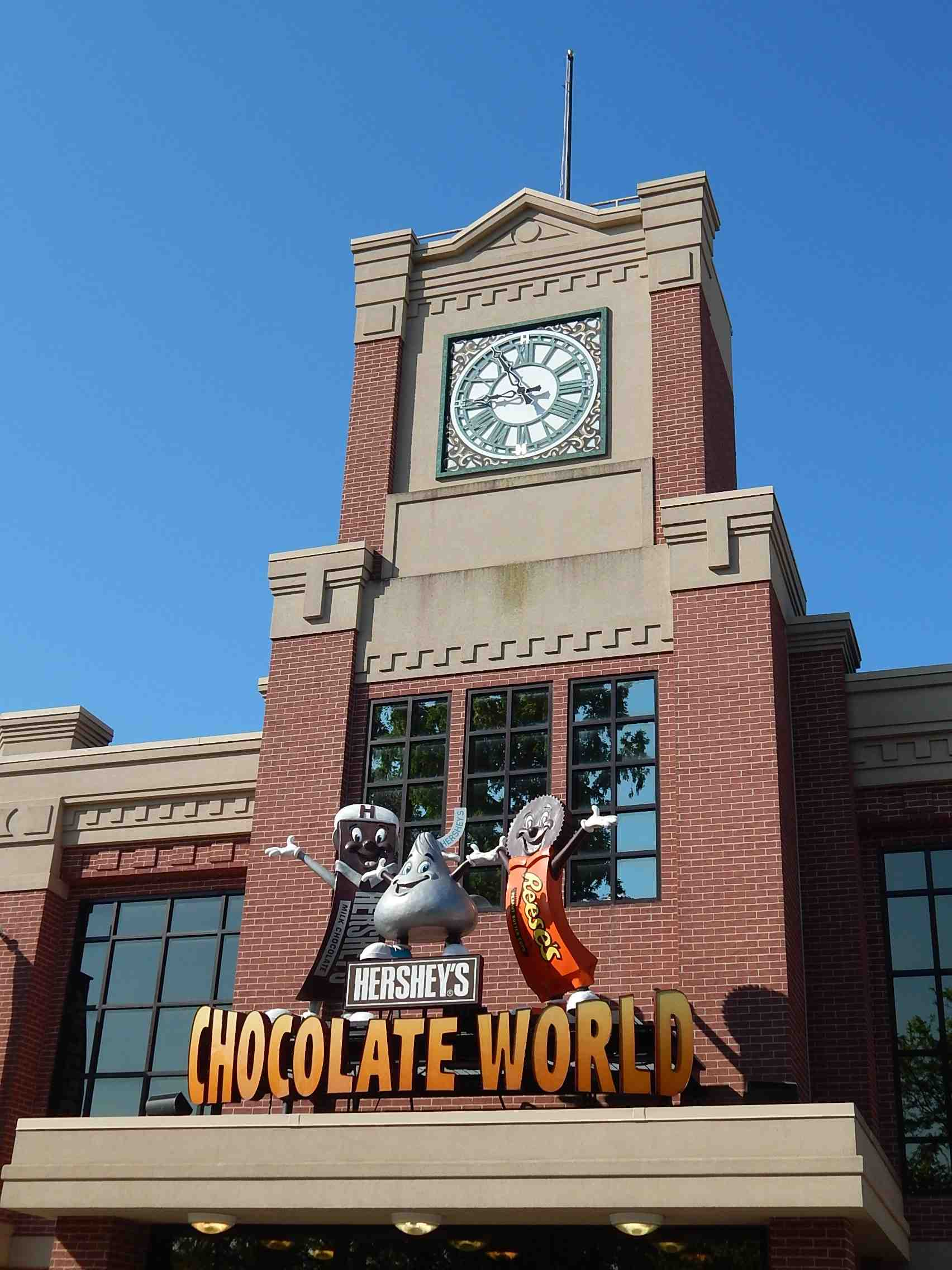 What is Hershey's Chocolate World ? - Theme Park University