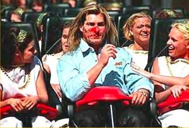 Fabio At Busch Gardens Williamsburg