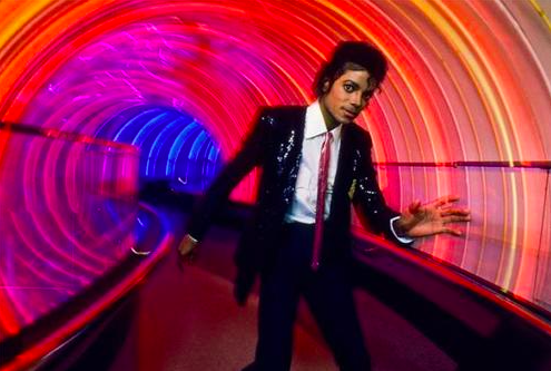 Michael Jackson Journey Into Imagination