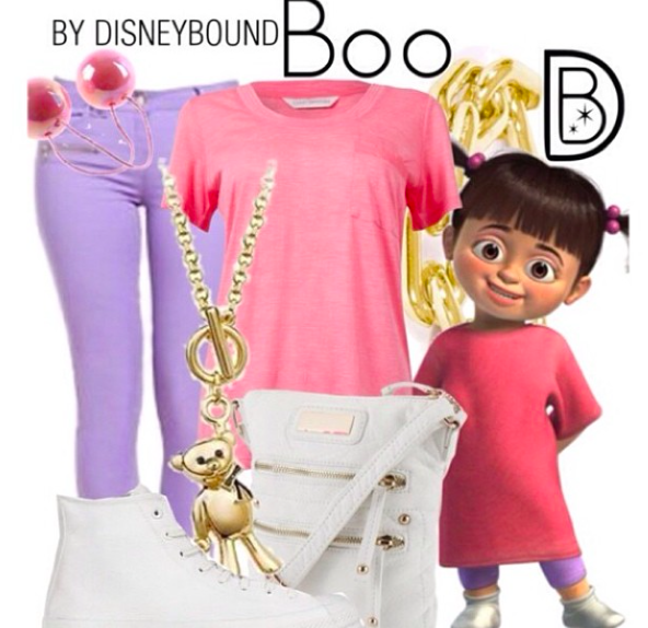 Copyright DisneyBounding Blog