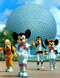 Copyright Walt Disney World