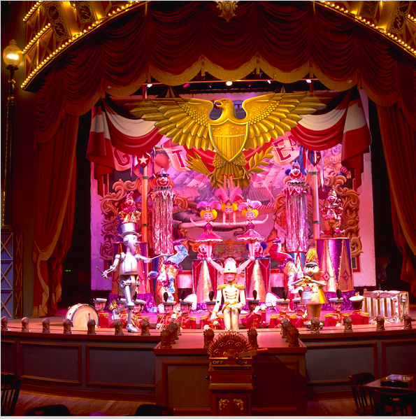 Magic Lantern Theater Copyright The Goddard Group All Rights Reserved