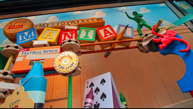 Image result for toy story midway mania disney world