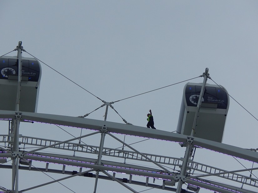 Orlando Eye Nik Wallenda