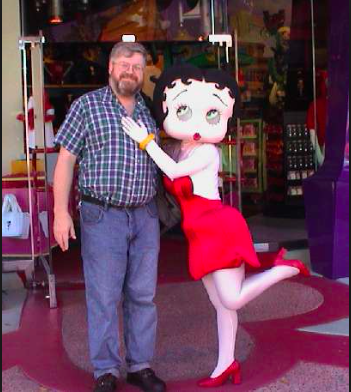 Betty Boop Islands of Adventure
