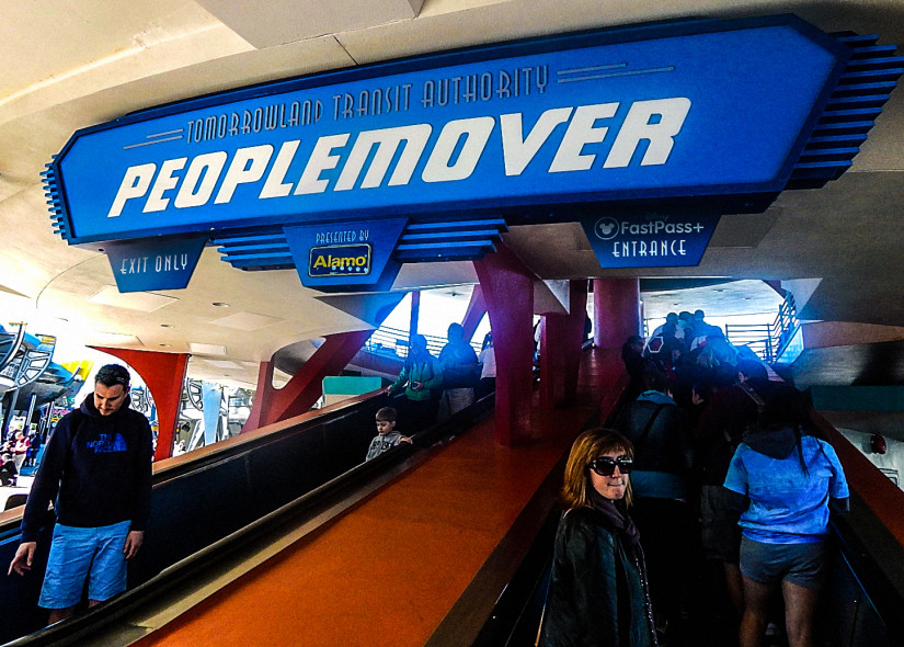 Peoplemover FastPass