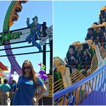 jill on ride collage 2 Collage