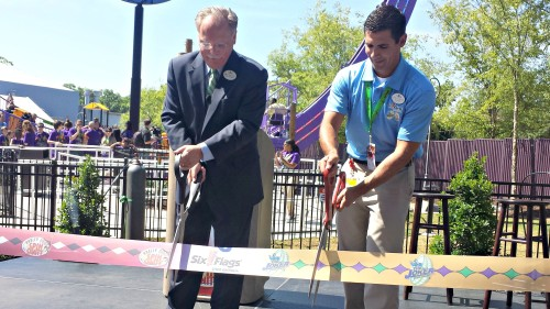 ribbon cutting compressed