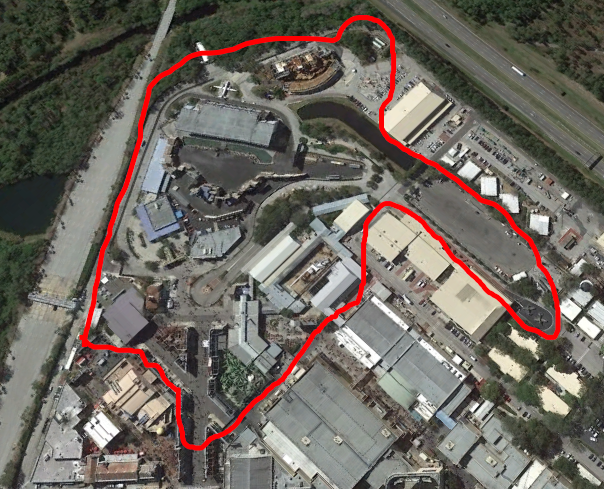 Disney's Hollywood Studios Expansion