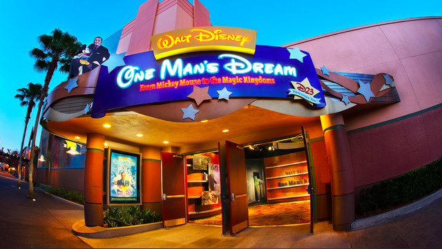 Walt Disney One Man's Dream