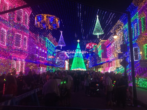 Osborne Lights Disney Hollywood Studios