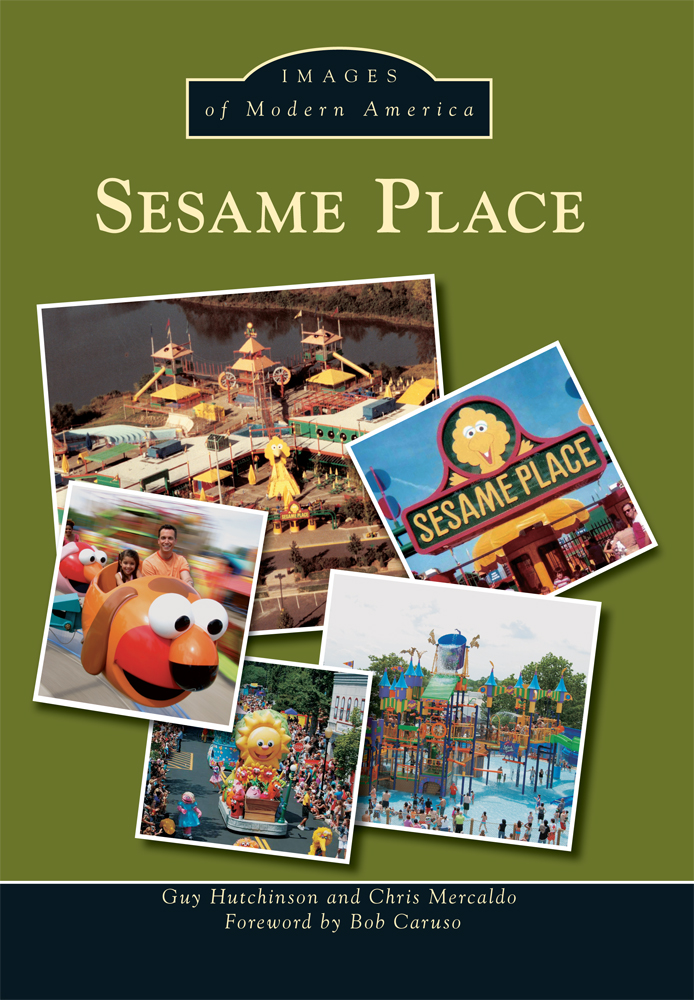 Sesame Place Images of Modern America