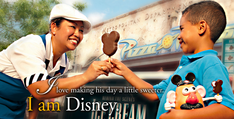 Walt Disney World Cast Member