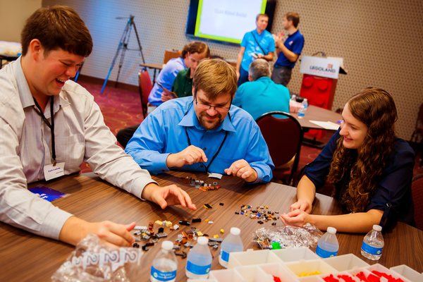 LEGOLAND FLORIDA RESORT ASSESSMENT DAY FOR LEGO MODEL DESIGNERS