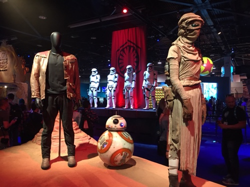 2015 D23 Expo