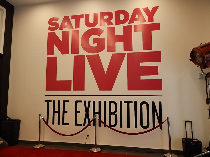 Saturday Night Live The Exhibition