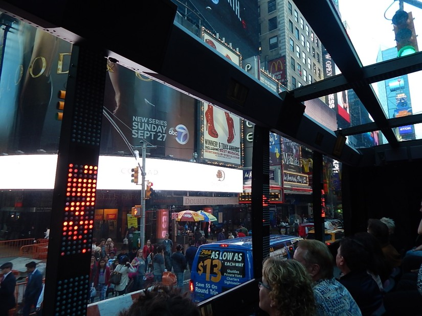 The Ride New York