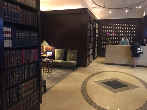 Library hotel is best themed hotel in new york city for 101 park avenue 41st floor new york ny 10178