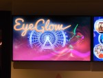 Eye Glow Adds Party Atmosphere to Orlando Eye
