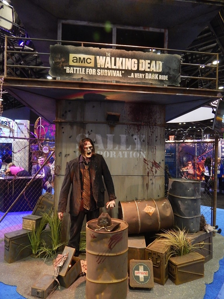 Walking Dead Ride