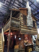 Daniels Wood Land Creates Another Slam Dunk for IAAPA 2015