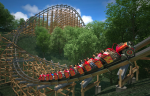 Dollywood Gives Details on Lightning Rod – World's First Launched Wooden Coaster