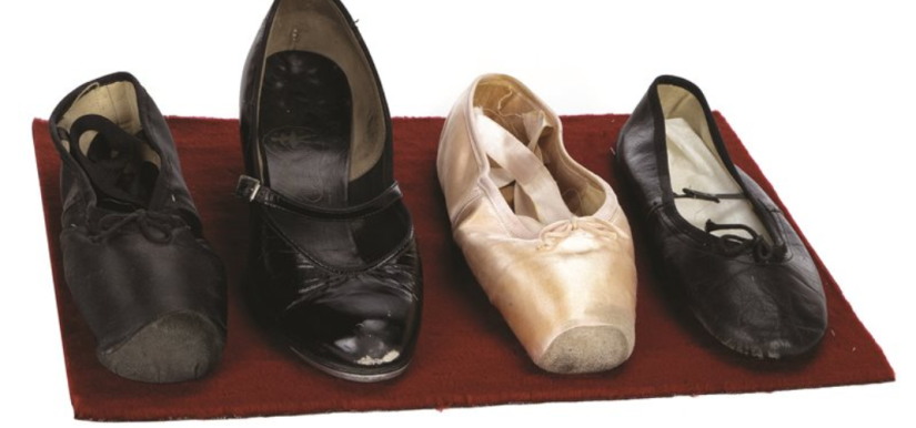 Annette Funicello's Shoes