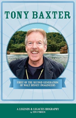 New Tony Baxter Book Released in Time for the Holidays