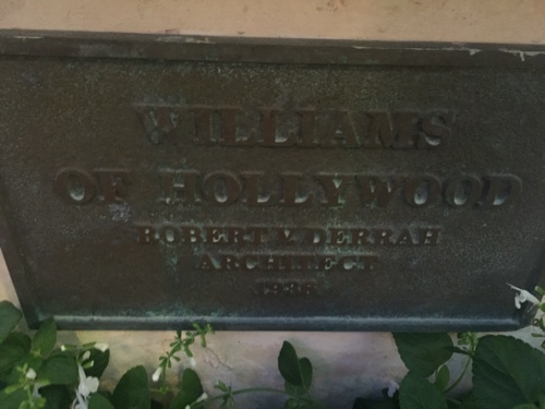 Williams of Hollwood