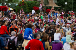 Orlando Theme Parks Fill To Capacity Over Holidays – Amnesia Ensues