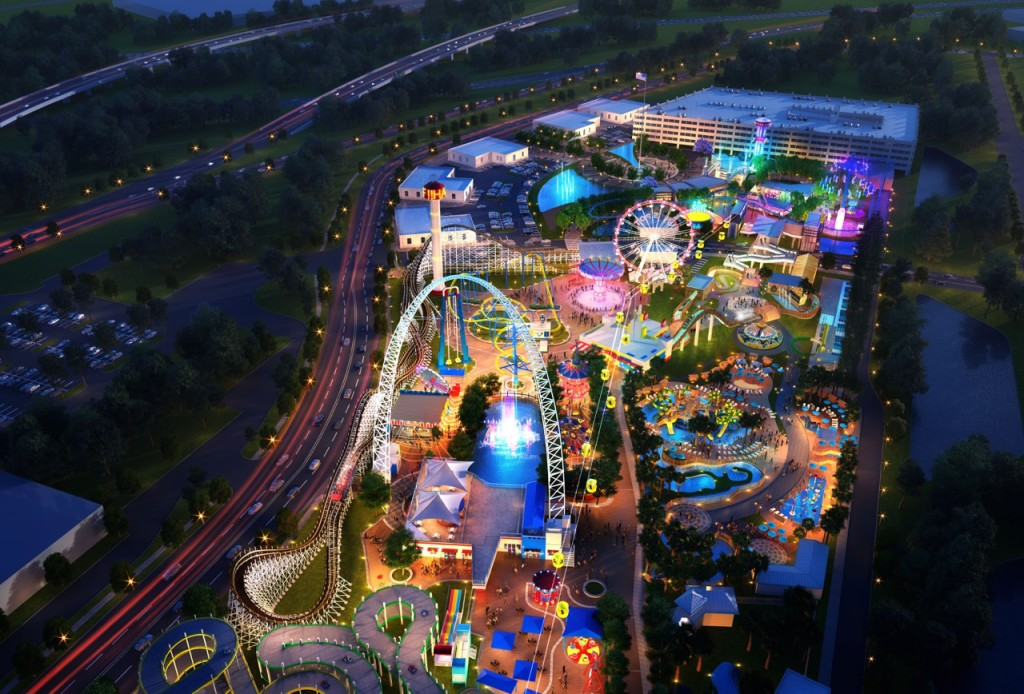 Fun Spot Orlando Envisions Master Plan For Future Growth