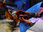 Backstage at Toruk The First Flight – Cirque du Soleil's Newest Arena Show