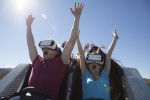 Six Flags Parks adding virtual reality to roller coasters across North America