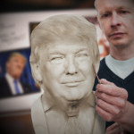 Donald Trump Sponsors Hall of Presidents in Preparation for Election Day