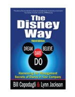 TPU Radio: Interview with Author Bill Capodagli – The Disney Way
