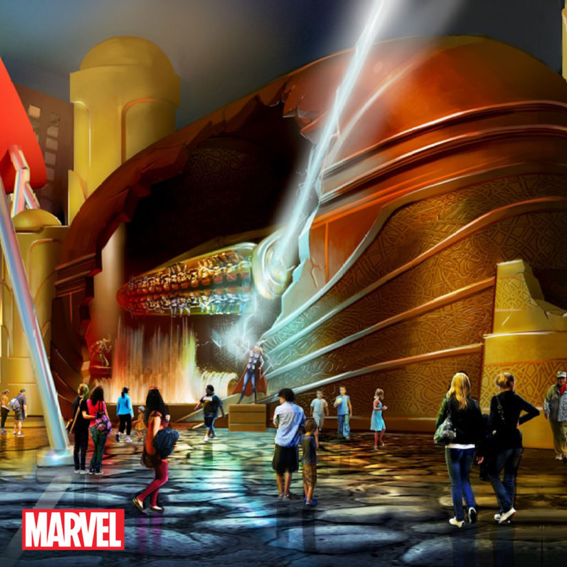 Theme-Park-Marvel-Thor-Top-Spin-Ride