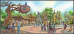 Islands of Adventure's Harry Potter Land That Never Was